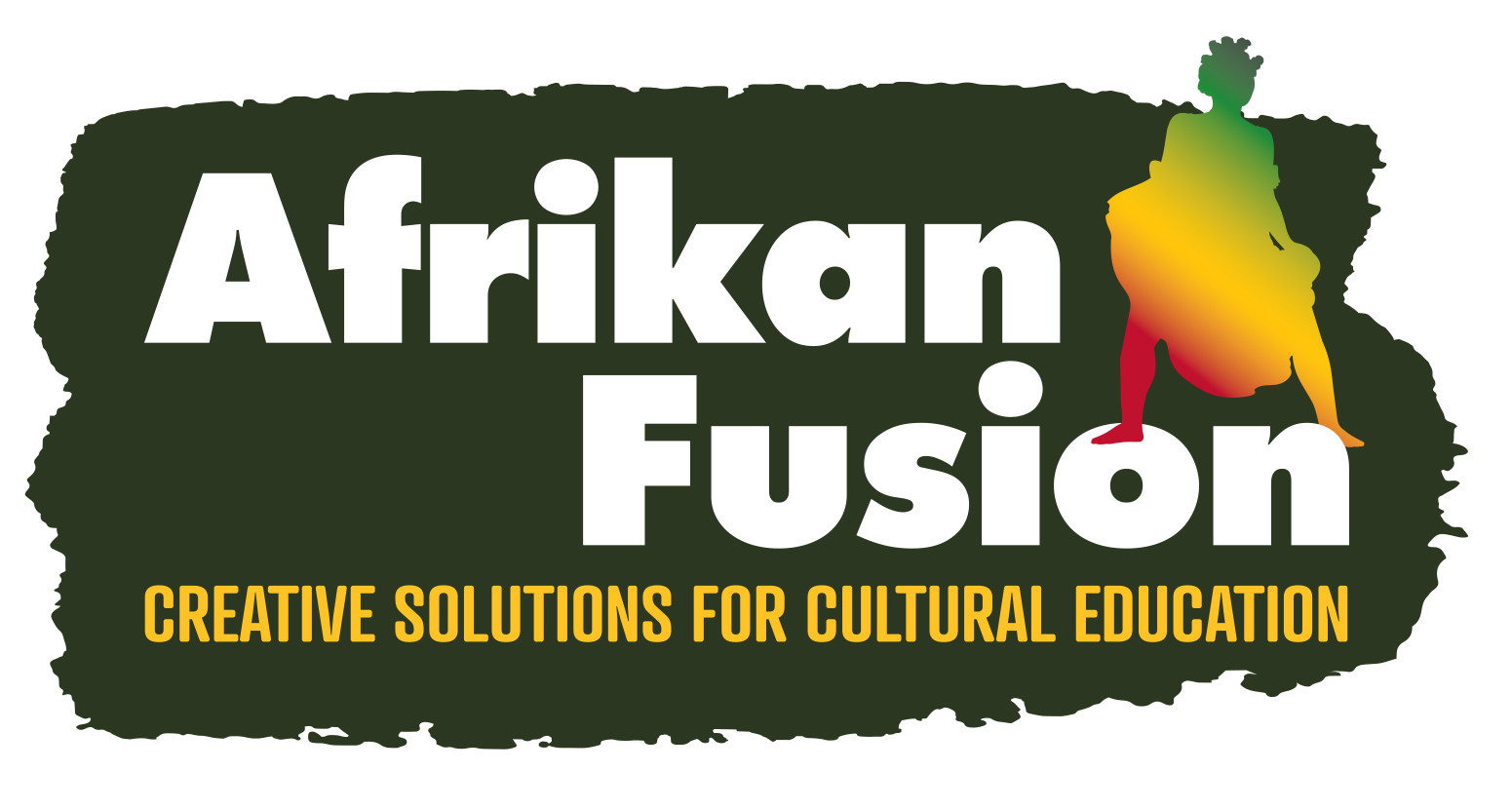 African fusion master logo